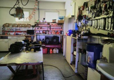 Service Werkstatt